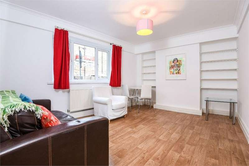 2 Bedrooms Flat for sale in Maltby House, Maltby Street, London Bridge, SE1