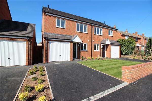 3 Bedrooms Semi Detached House for sale in Birch Lane, Pelsall