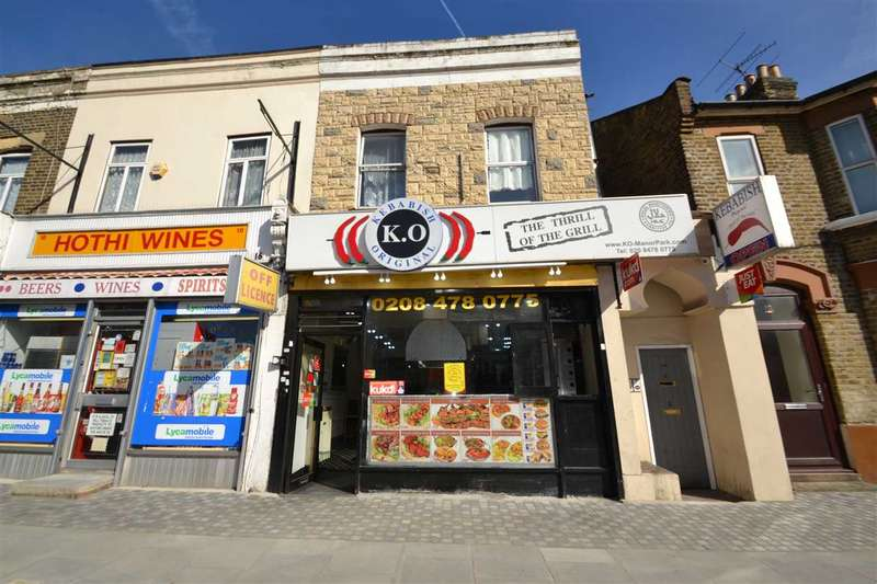 Commercial Property for sale in Station Road, Manor Park, London