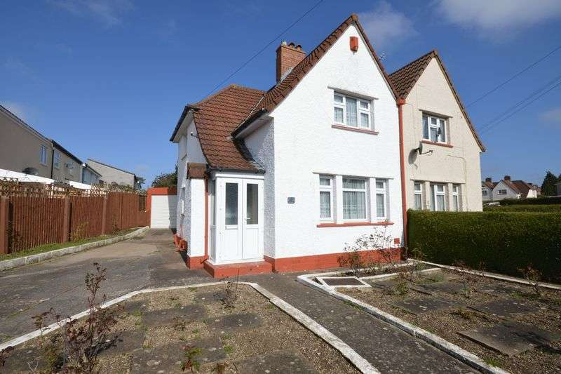 3 Bedrooms Semi Detached House for sale in Camberley Road, Bristol