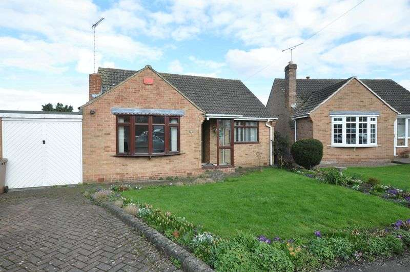 2 Bedrooms Detached Bungalow for sale in Standing Butts Close, Walton on Trent