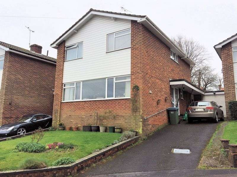 4 Bedrooms Detached House for sale in Greenwood Close, Fareham