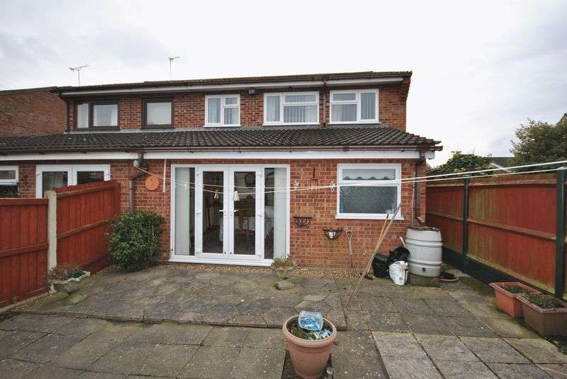 4 Bedrooms Semi Detached House for sale in Meadow Gardens, Norwich