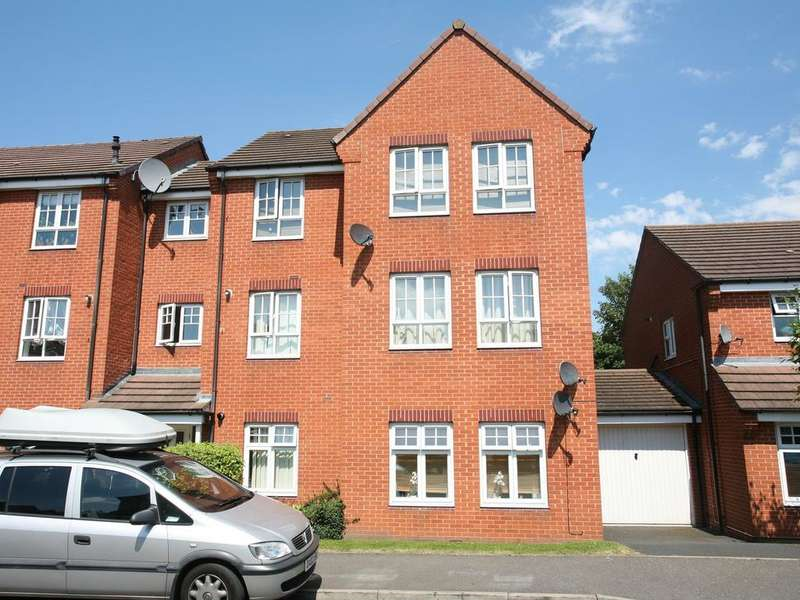 2 Bedrooms Apartment Flat for sale in 16 Lissimore Drive, Tipton, DY4 7SX