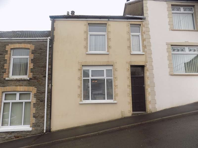 3 Bedrooms Terraced House for sale in Melyn Street, Glyncorrwg, Port Talbot, Neath Port Talbot. SA13 3AT