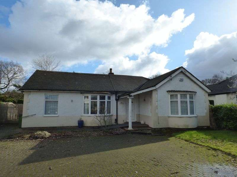 4 Bedrooms Detached Bungalow for sale in Styal Road, Cheadle