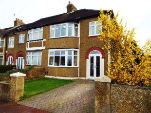 3 Bedrooms End Of Terrace House for sale in Hunters Way West, Chatham, Kent, .