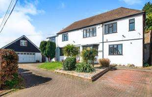 4 Bedrooms Detached House for sale in Everest Lane, Rochester, Kent