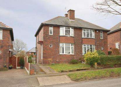 3 Bedrooms Semi Detached House for sale in Thorpe House Avenue, Sheffield, South Yorkshire