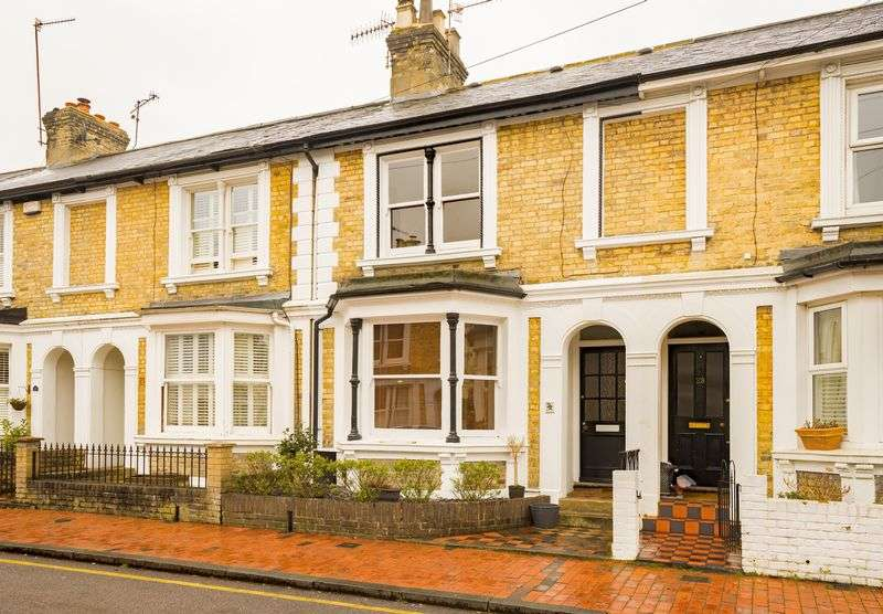 3 Bedrooms Terraced House for sale in Mountfield Road, Tunbridge Wells