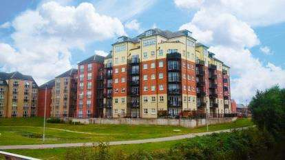 2 Bedrooms Flat for sale in Palgrave Road, Bedford