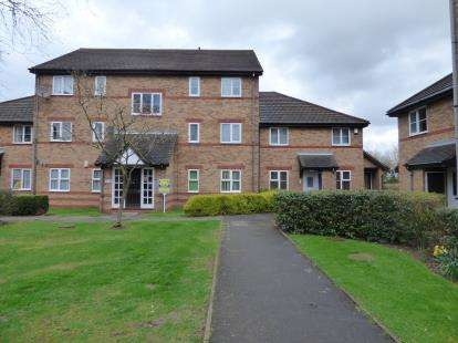 2 Bedrooms Flat for sale in Burton Court, Eastgate, Peterbrough, Cambridgeshire