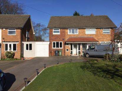 3 Bedrooms Semi Detached House for sale in Grosvenor Avenue, Sutton Coldfield, West Midlands