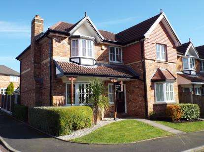4 Bedrooms Detached House for sale in Newbeck Close, Horwich, Bolton, Greater Manchester, BL6
