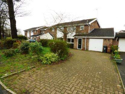 3 Bedrooms Semi Detached House for sale in Forest Drive, Broughton, Chester, Flintshire, CH4
