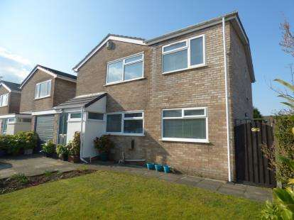 4 Bedrooms Detached House for sale in Heathfield Close, Formby, Merseyside, England, L37