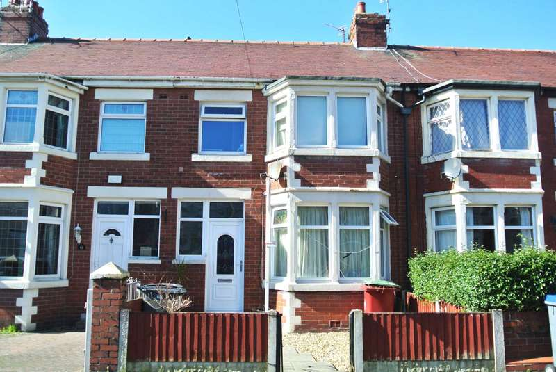 3 Bedrooms House for sale in Beverley Grove, Blackpool, FY4 2BG