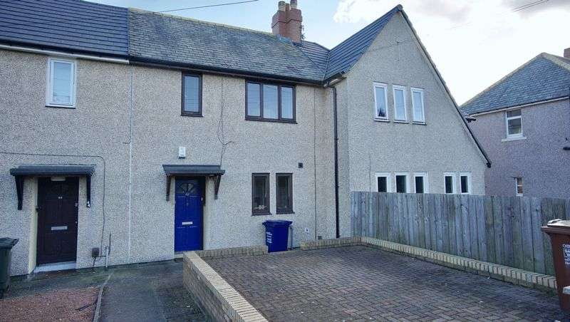 2 Bedrooms Terraced House for sale in HORSLEY ROAD, Heaton