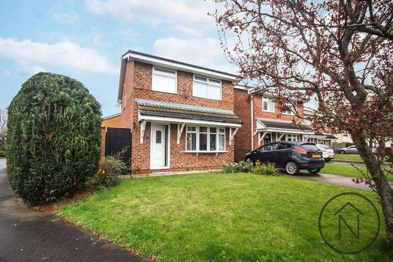 3 Bedrooms Detached House for sale in South Avenue, Billingham