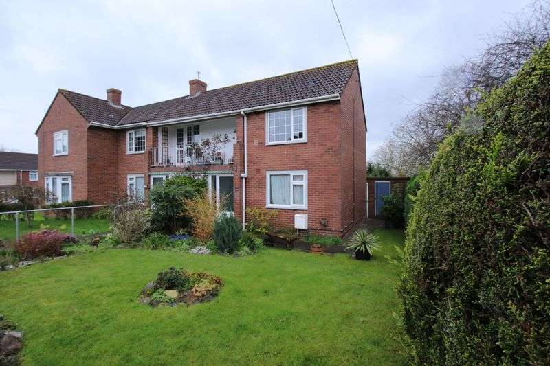 2 Bedrooms Flat for sale in Stoke Hill, Exeter