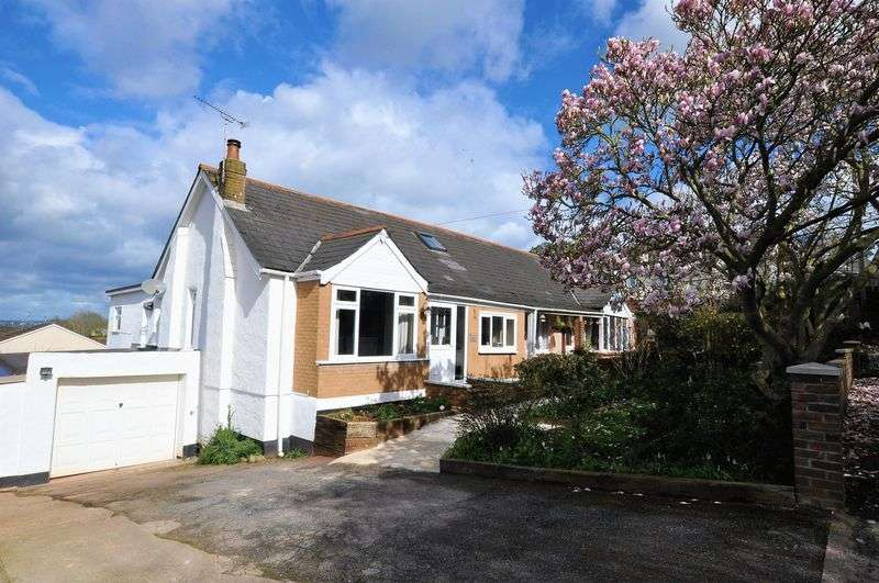 4 Bedrooms Semi Detached House for sale in Veille Lane, Edginswell, Torquay