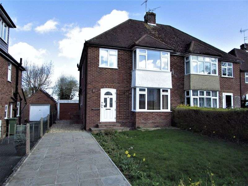 3 Bedrooms Semi Detached House for sale in Sidestrand Road, Newbury