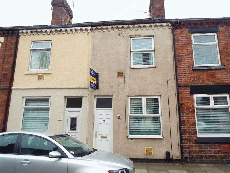 2 Bedrooms Terraced House for sale in Selwyn Street, Stoke, Stoke-On-Trent