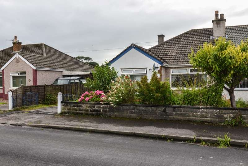 2 Bedrooms Bungalow for sale in pedder ave, overton, Lancashire, LA3