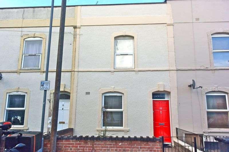2 Bedrooms Terraced House for sale in Webb Street, Bristol