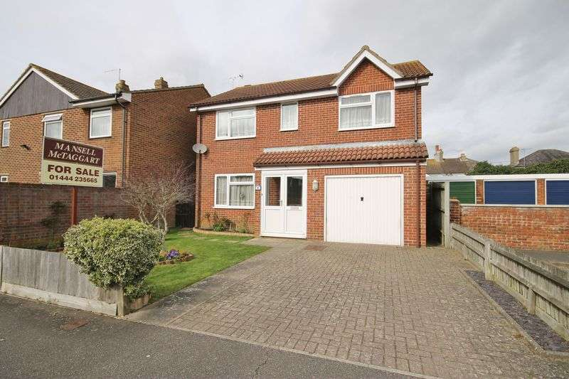 3 Bedrooms Detached House for sale in Fairfield Close, Burgess Hill, West Sussex