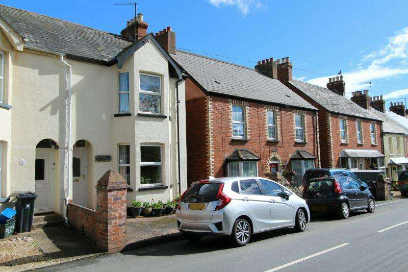 2 Bedrooms End Of Terrace House for sale in Sidbury