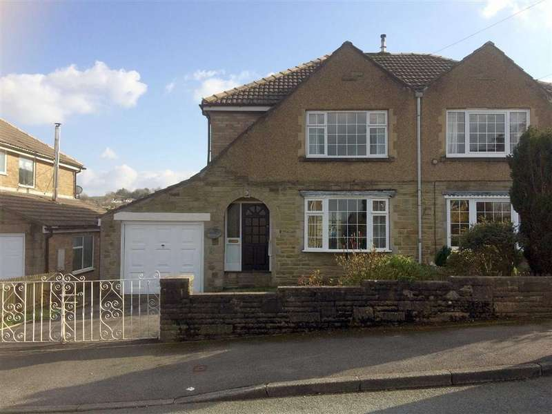 3 Bedrooms Semi Detached House for sale in Darnbrook Road, Barnoldswick, Lancashire