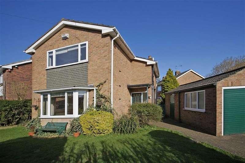 3 Bedrooms Detached House for sale in Woodlands Crescent, Harrogate, North Yorkshire