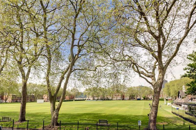 2 Bedrooms Terraced House for sale in Vincent Square, London, SW1P