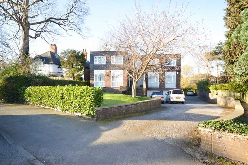 2 Bedrooms Flat for sale in Malvern Court Ack Lane West, Cheadle Hulme