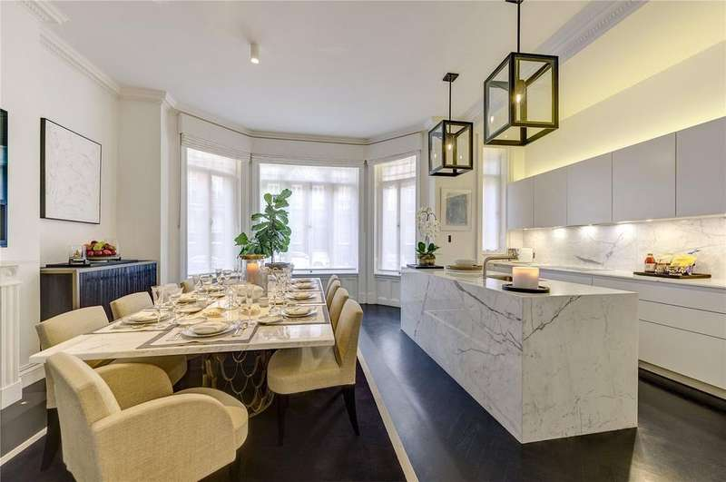 3 Bedrooms Flat for sale in Pont Street, London, SW1X