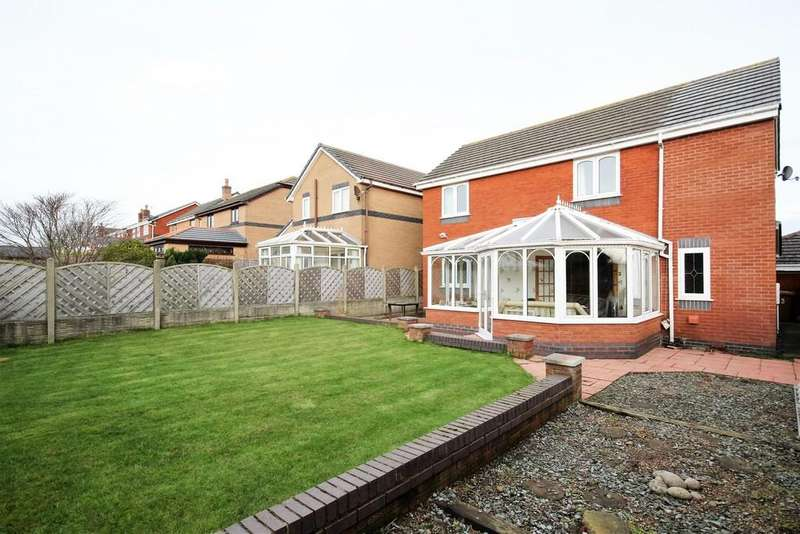 3 Bedrooms Detached House for sale in 3 Shelley Drive, Barrow