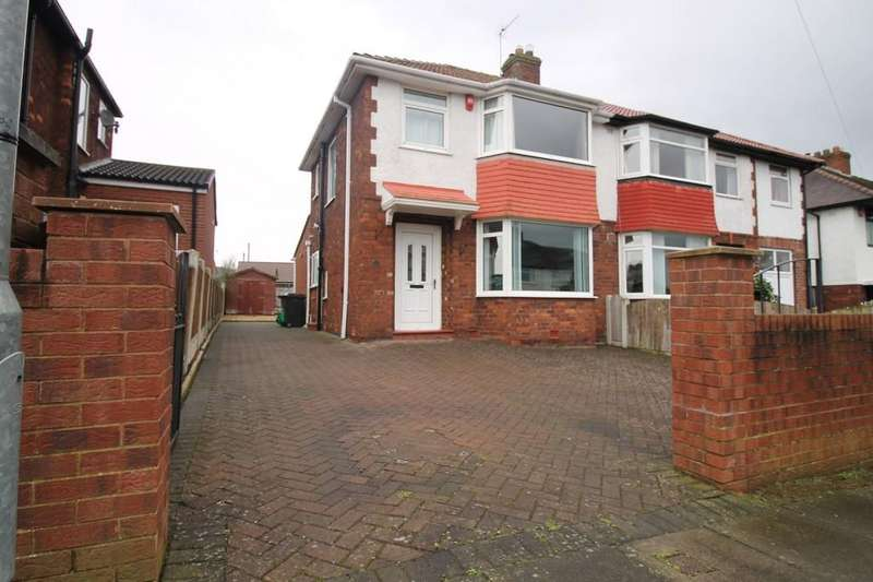 3 Bedrooms Semi Detached House for sale in Windermere Road, Carlisle