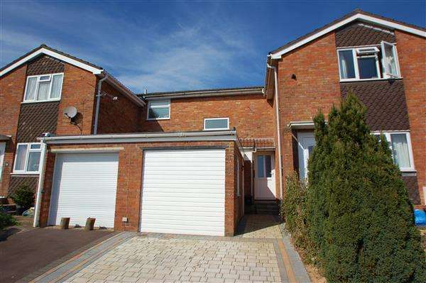 2 Bedrooms Terraced House for sale in WOODLAND RISE, LYDNEY