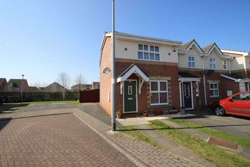 3 Bedrooms House for sale in BUCKINGHAM GROVE, SCARTHO PARK, GRIMSBY