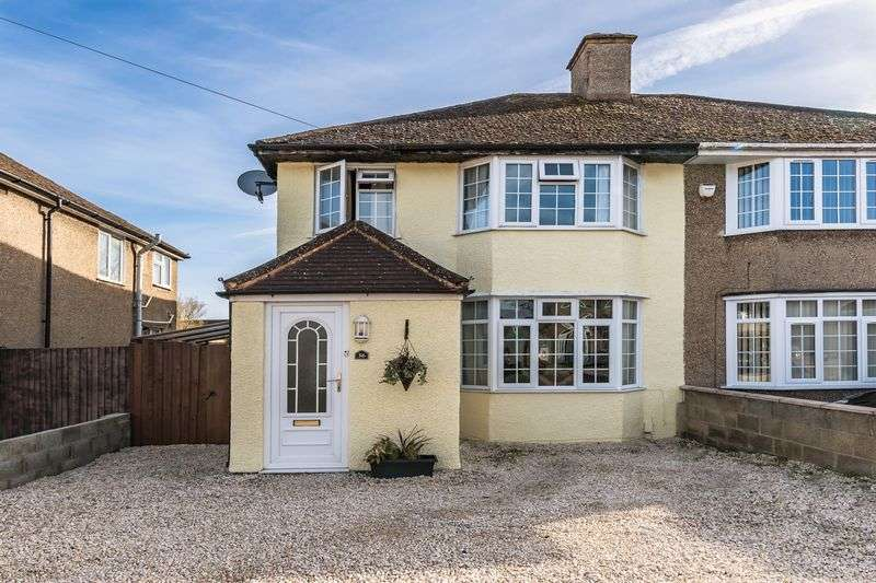4 Bedrooms Semi Detached House for sale in Dodgson Road, Oxford