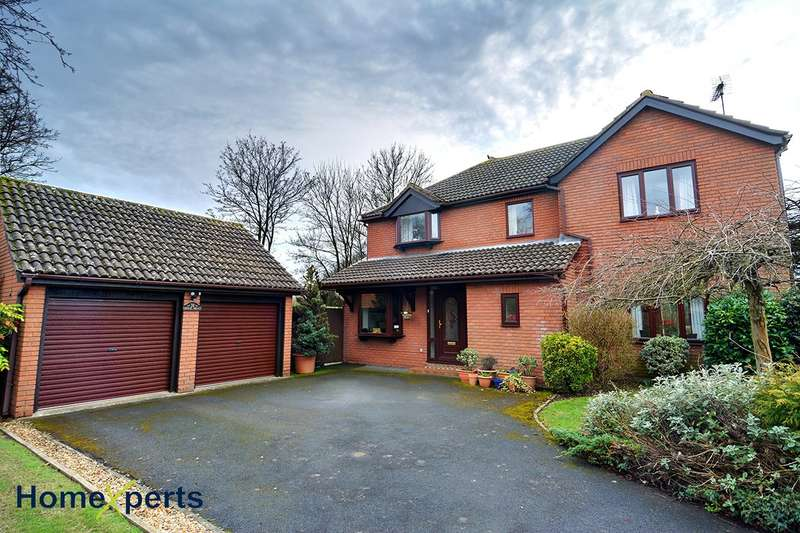 5 Bedrooms Detached House for sale in Great Mead, Waterlooville, PO7