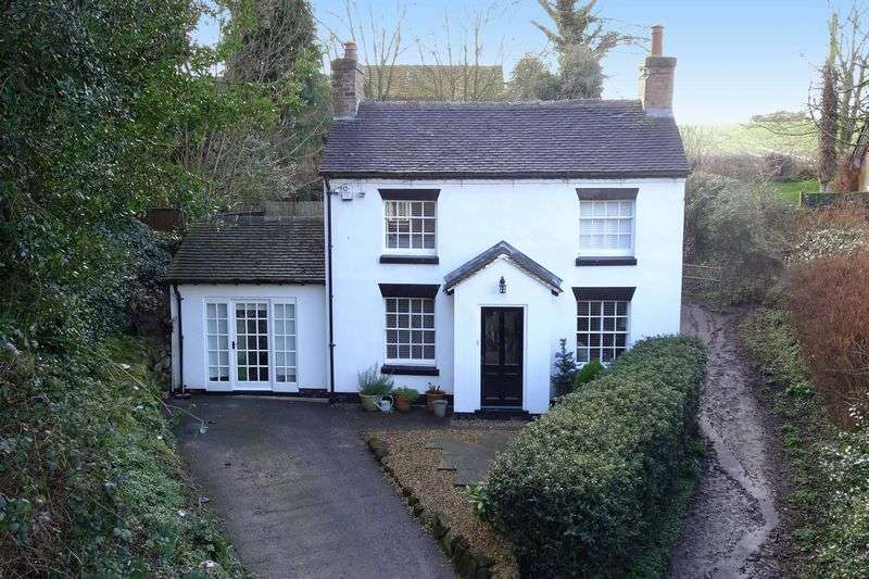 2 Bedrooms Detached House for sale in Church Street, Eccleshall, Staffordshire