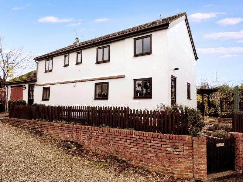 4 Bedrooms Detached House for sale in Grange Road, Felmersham