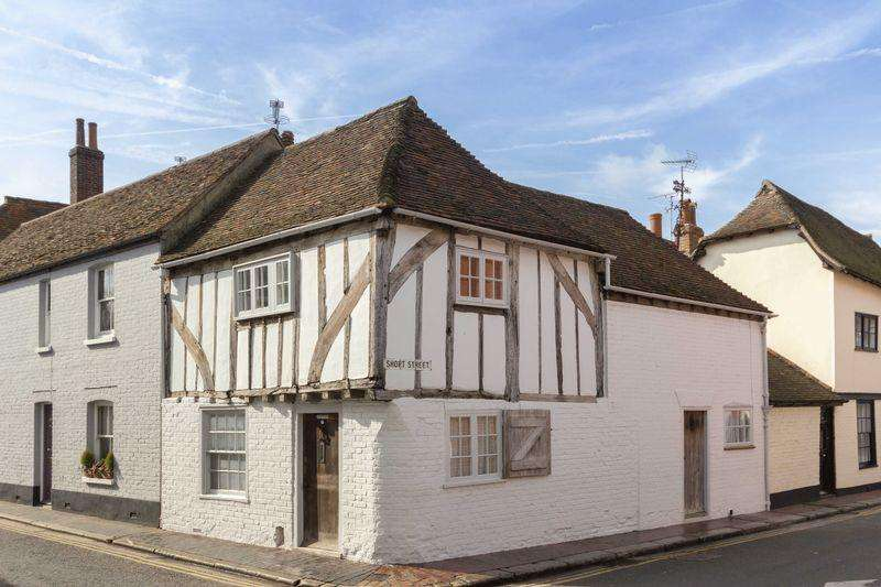 3 Bedrooms End Of Terrace House for sale in Sandwich