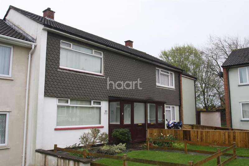 2 Bedrooms Terraced House for sale in Ladymead Road, Taunton