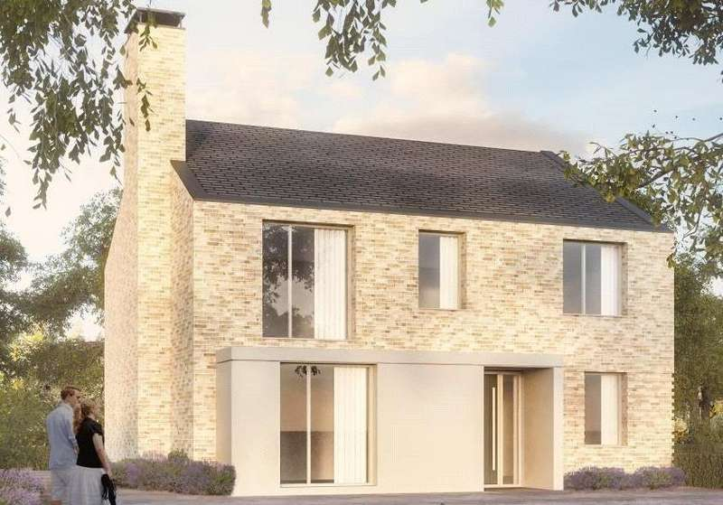 6 Bedrooms Plot Commercial for sale in Graven Hill, Bicester, Oxfordshire, OX25