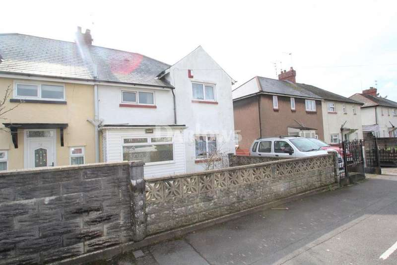 3 Bedrooms Semi Detached House for sale in Mynachdy Road, Mynachdy, Cardiff