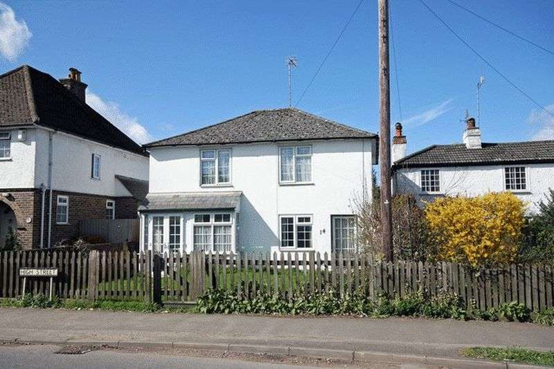 4 Bedrooms Detached House for sale in High Street, Godstone
