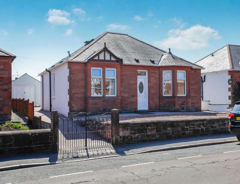 3 Bedrooms Detached Bungalow for sale in Annan Road, Dumfries, DG1